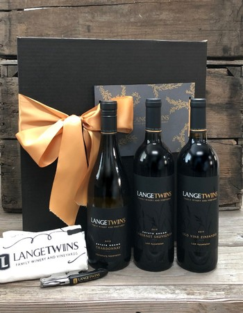 Three Bottle Estate Collection Gift