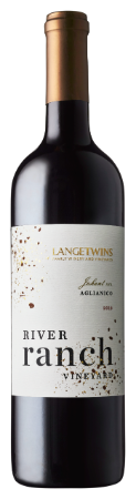 2018 Aglianico | River Ranch Vineyard