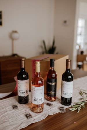 Red & Rosé full flight - Gift Pack